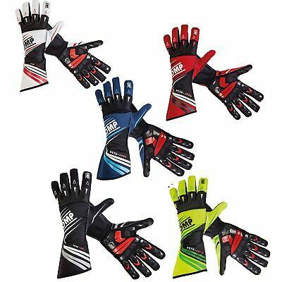 OMP KS-2R Go-Kart Kart Karting Race Racing Track Driving Gloves