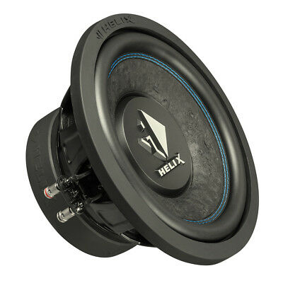 HELIX K-10W - 25cm/250mm Auto Subwoofer Chassis - 600 Watt MAX