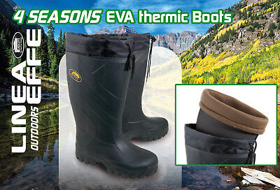 4Seasons Thermal Lightweight EVA Wellies Wellingtons Boots -30C Hunting Lineaffe