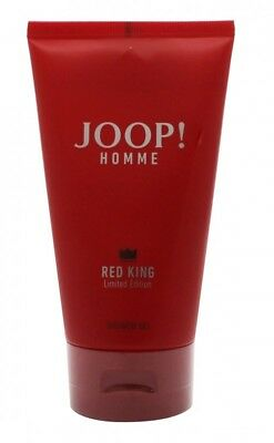 Joop! Homme Red King Shower Gel - Men's For Him. New. Free Shipping
