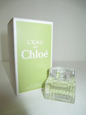 👻 CHLOE - L´eau de Chloe mit Box (Big-Box) 5ml EdT