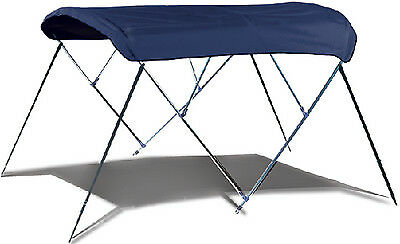 Carver Covers 4A5487TB5 4 BOW TOP 5487 SUNB CAP NAVY