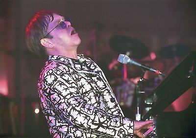 Elton John Photo Unreleased Image 1996 Unique 12Inch Closeup Far East Exclusive