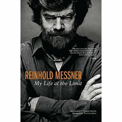 Reinhold Messner: My Life at the Limit (Legends and Lor - Paperback NEW Reinhold