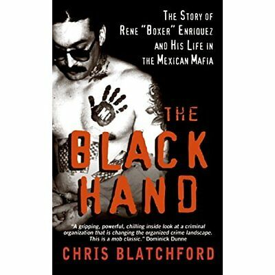 """The Black Hand: The Story of Rene """"Boxer"""" Enriquez and  - Mass Market Paperback"""