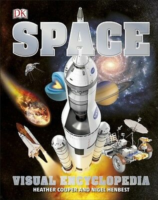 Space Visual Encyclopedia, Couper, Heather, Henbest, Nigel, 9780241228432