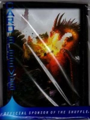 Max Protection Card Protection Neo Sleeves - Death Grip (50) MINT
