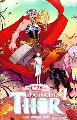 Mighty Thor #1 1st Print All New All Different Marvel 2015