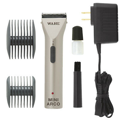 Wahl Mini ARCO Animal Dog Pet Fur Hair Grooming Clipper Trimmer 8787-450A