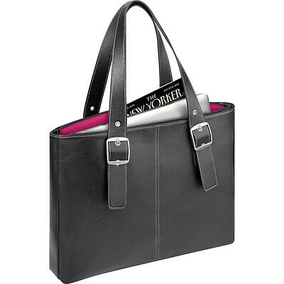 """SOLO Classic 15.6"""" Laptop Tote 2 Colors Women's Business Bag NEW"""