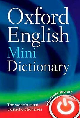 Oxford English Mini Dictionary by Oxford Dictionaries | Paperback Book | 9780199