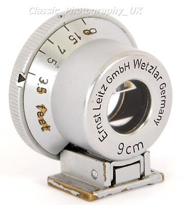 Leitz SGVOO 9cm BRIGHT Line Finder for LEICA L39 or Leica-M 90mm / 9cm Lenses