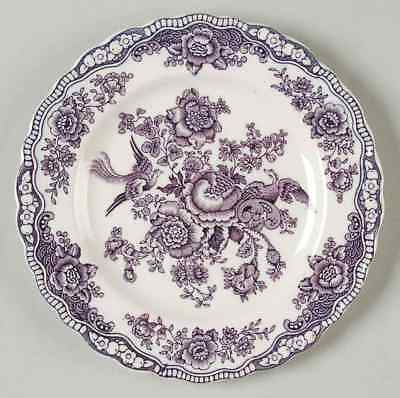 Crown Ducal BRISTOL MULBERRY Bread & Butter Plate 91600