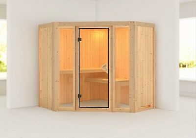 sauna gebraucht eur 700 00 picclick de. Black Bedroom Furniture Sets. Home Design Ideas