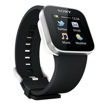 Sony SmartWatch US version 1 Android Bluetooth USB Smart Watch MN2SW 25mm