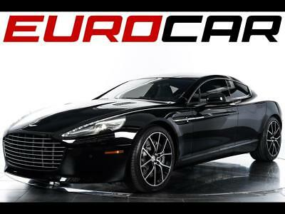 2016 Aston Martin Rapide S 2016 Aston Martin Rapide S - REAR ENTERTAINMENT, PIANO BLACK TRIM, LOW MILES