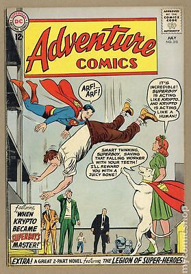 Adventure Comics (1st Series) #310 1963 VG 4.0