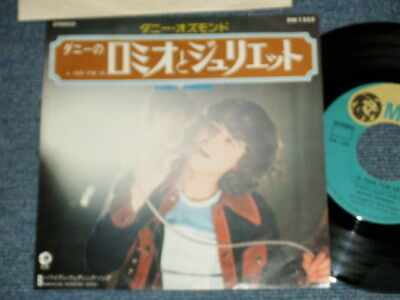 """DONNY OSMOND Japan 1974 NM 7""""45 A TIME FOR US"""