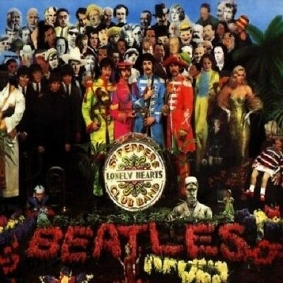 The Beatles - Sgt Pepper's Lonely Hearts Club Band (2017 Stereo Mix) [New Vinyl