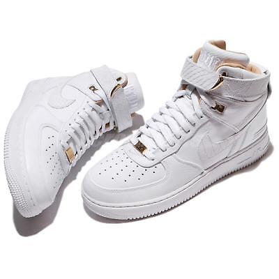 Nike Air Force 1 HI JUST DON AF100 Don C Triple White Rare Sneakers AO1074-100