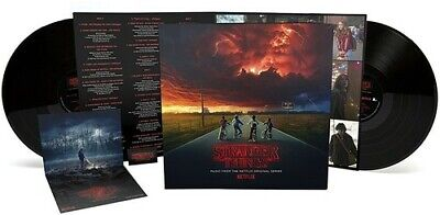 Various Artists - Stranger Things: Seasons One and Two (Music From the Netflix O