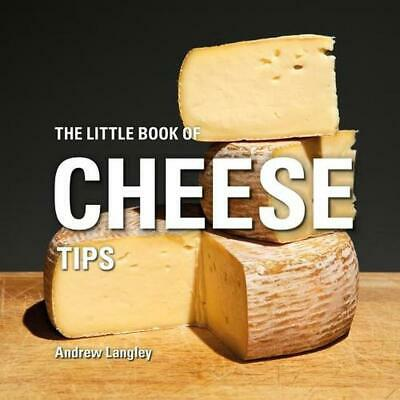 Little Book of Cheese Tips by Andrew Langley Hardcover Book Free Shipping!