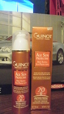 Soin Solaire Anti Age Protection Renforc2E 20/uvb  Guinot