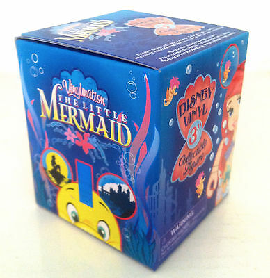 "Disney Vinylmation 3"" The Little Mermaid Sealed Blind Box Chaser? New Toy Figure"