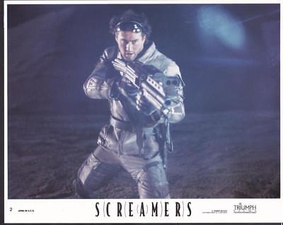 Roy Dupuis face closeup in Screamers 1995 vintage movie photo 32748