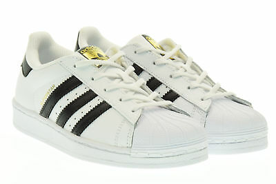 ADIDAS scarpe bambino/a sneakers basse BA8378 SUPERSTAR FOUNDATION C P18