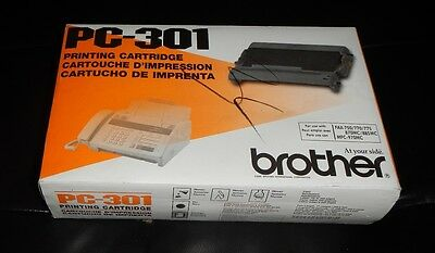 New Brother PC-301 Printing Cartridge