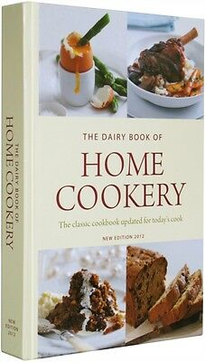 The Dairy Book of Home Cookery 2012 (2012 Edition) (Hardcover), D. 9780956089434