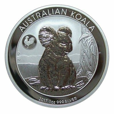 ++ Koala 2017 - Privy Hahn - 1 Dollar - 1oz Ag ++