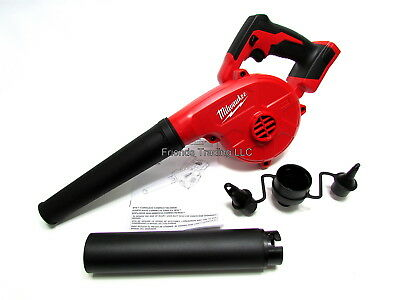 Milwaukee 18V 18 Volt M18 Lithium Ion Cordless Compact Blower 0884-20 Brand NEW