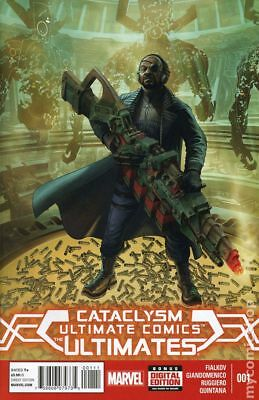 Cataclysm Ultimates 1A 2014 VF Stock Image