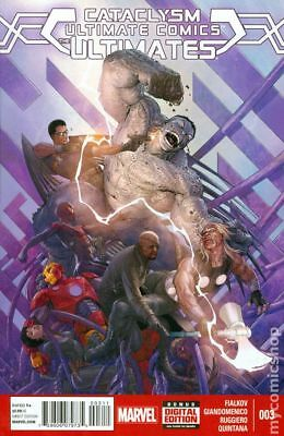 Cataclysm Ultimates #3 2014 VF Stock Image