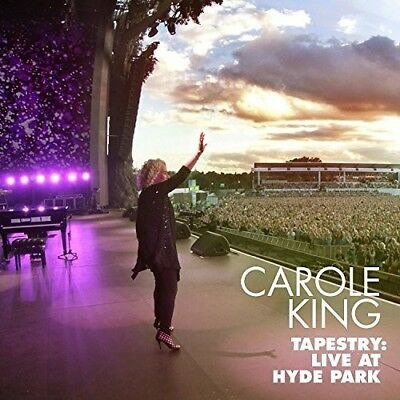 Carole King - Tapestry: Live At Hyde Park [New CD] Ltd Ed, With DVD, With Book,