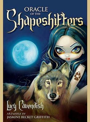 NEW Oracle Of The Shapeshifters By Lucy Cavendish Card or Card Deck