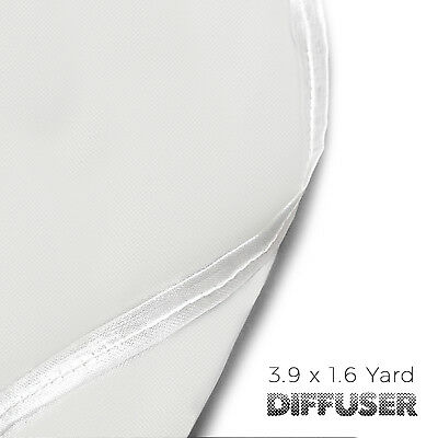 Seamless Translucent White Photography Studio Diffusion Fabric DIY Lighting