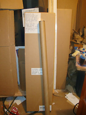"2"" X 42""  Extends To 72"" Telescoping Kraft Mailing Tube Box Of 10"