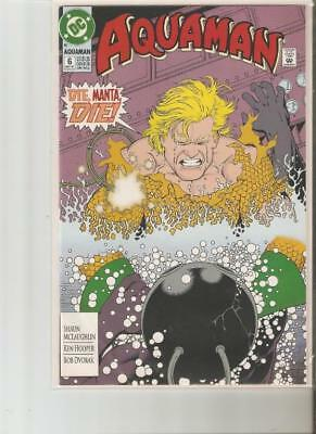 Aquaman Vol 4 / Series 4 1991- 1992 DC Your Choice #6, #8, #10, or #12