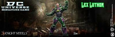Knight Models DC Universe Figure Lex Luthor in Warsuit Pack MINT