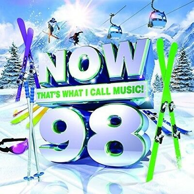 Various Artists - Now! That's What I Call Music 98 / Various [New CD] UK - Impor