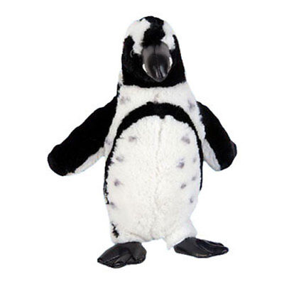 Adventure Planet Plush - BLACK FOOT PENGUIN (12 inch) - New Stuffed Animal Toy