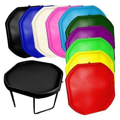 Large Plastic Child Kid Party Play Tuff Spot MIXING TRAY Toy Sand Pit Stand UK