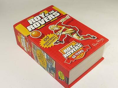 ROY of the ROVERS POSTCARDS 60th Anniversary 60/100 MINT