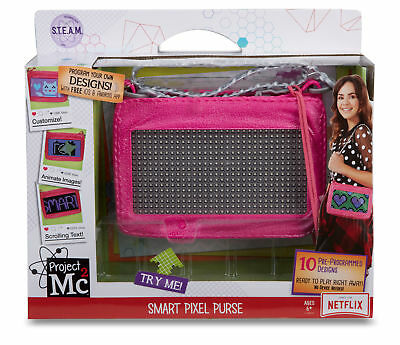 Project Mc2 Smart Pixel Purse