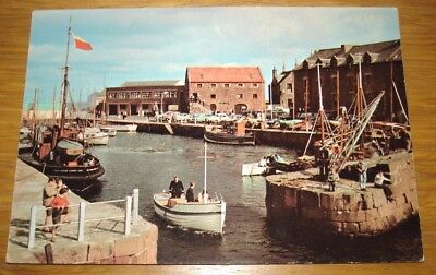 The Harbour, North Berwick. Published by W.S.Thomson, Edinburgh c.1960s