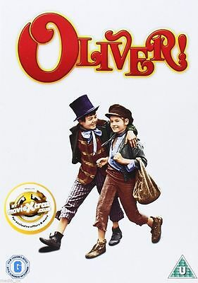 Oliver! (1968) Twist | Lionel Bart Mark Lester Ron Moody | New | Sealed | DVD