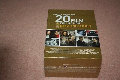 Best of Warner Bros.: 20 Film Collection - Best Pictures (DVD, 2013, 23-Disc Set